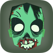 Cubic Zombie Hunter icon
