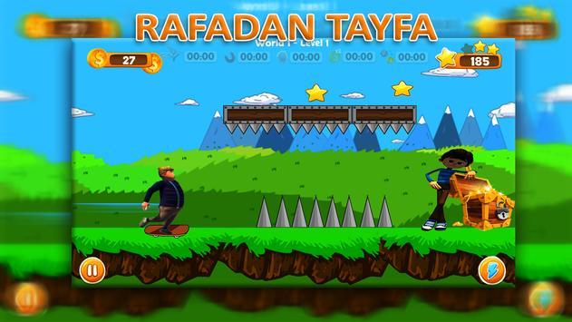 Rafadan Tayfa - Macera Oyunu poster