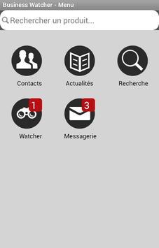 Business Watcher apk screenshot