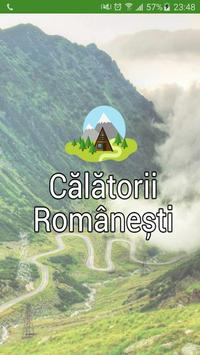 Călătorii Românești poster