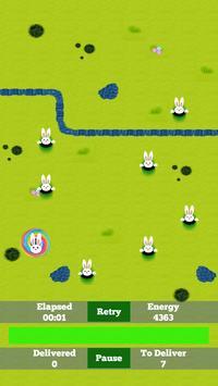 Easter Bunny Run poster
