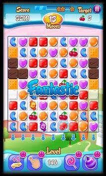 Candy Jelly Blast screenshot 5