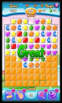 Candy Jelly Blast screenshot 2