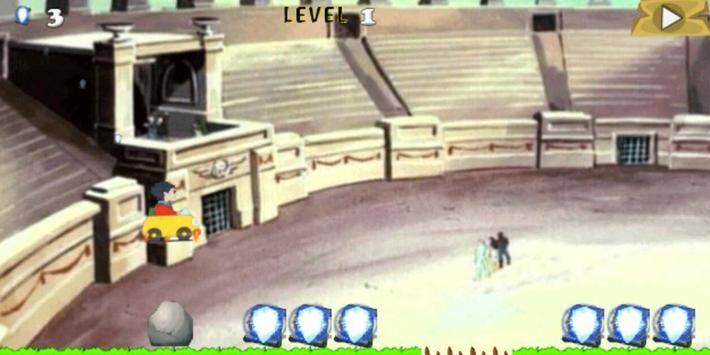 Cille Car Run apk screenshot