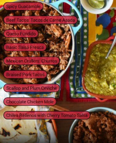 Mexican recipes 1 descarga apk gratis libros y obras de consulta mexican recipes 1 poster forumfinder Image collections