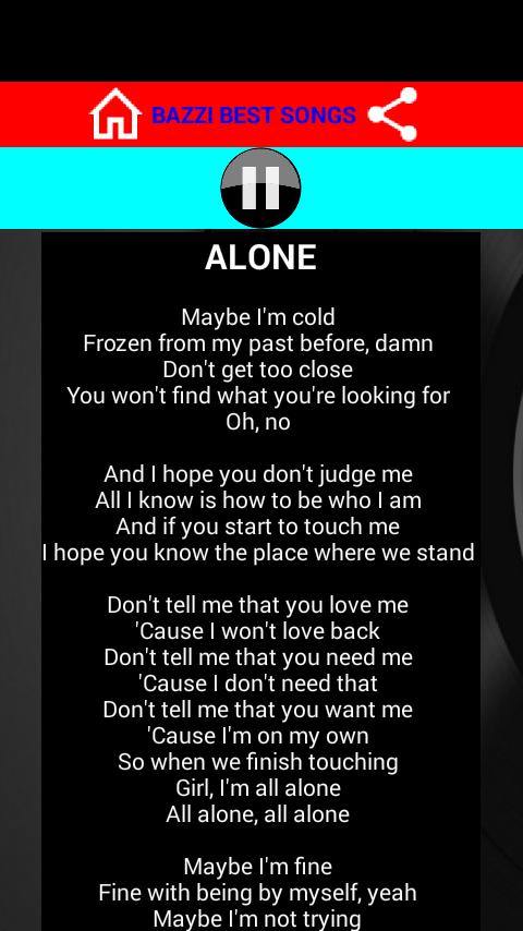 Bazzi Music - Do You Love Me for Android - APK Download