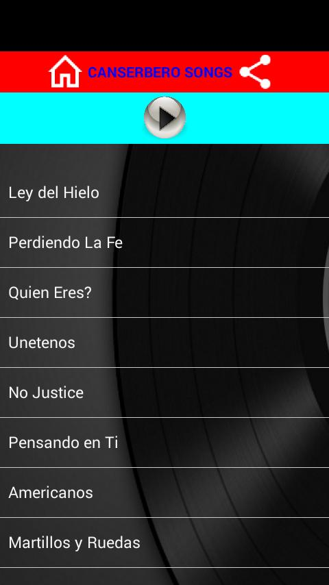 Canserbero All Songs Mp3 - Pensando En Ti for Android - APK