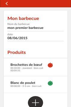 BBQ Compagnon apk screenshot