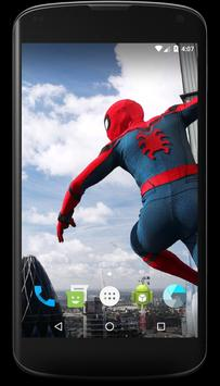 Spiderman Homecoming Wallpaper Hd For Android Apk Download