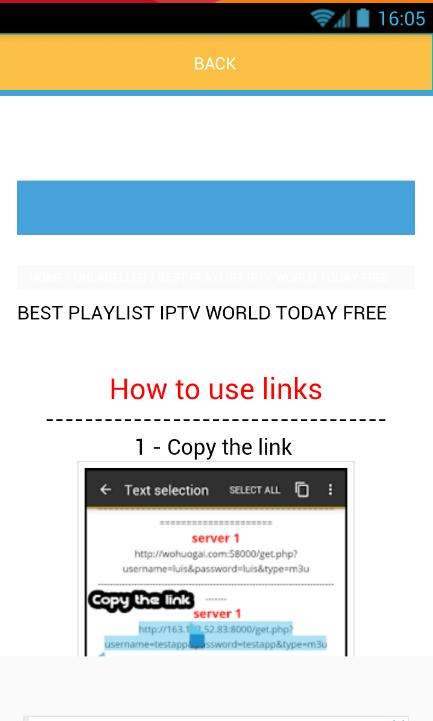 daily IPTV update 2018 for Android - APK Download