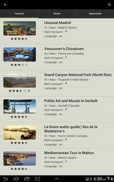 BaladoDiscovery Tours Guides screenshot 8