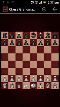 Grandmaster Chess poster