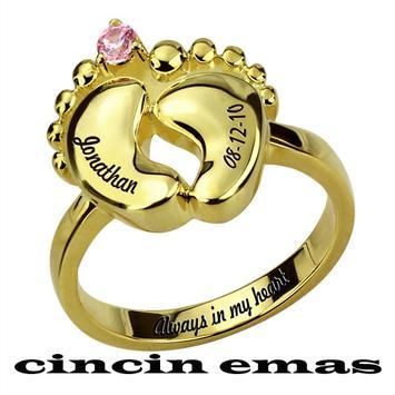 cincin emas poster