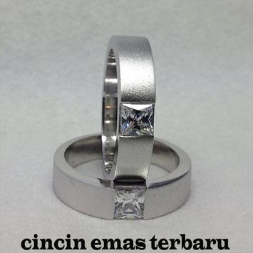 cincin emas terbaru wanita screenshot 1