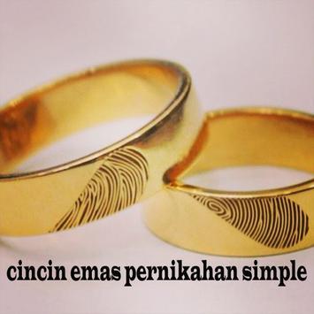 cincin emas pernikahan simple screenshot 10