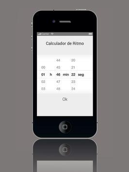 Calculador de Ritmo screenshot 8