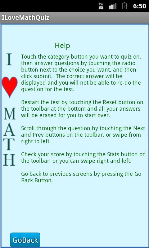 I Love Math Quiz APK Download - Free Education APP for Android ...