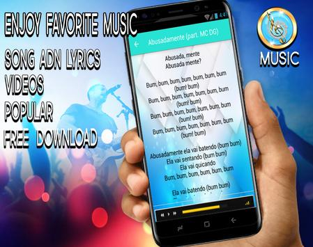 MC Gustta - Eita Buh Mejores musica letras e MC DG screenshot 2