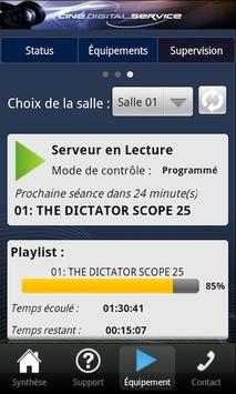 Portail CDS screenshot 1
