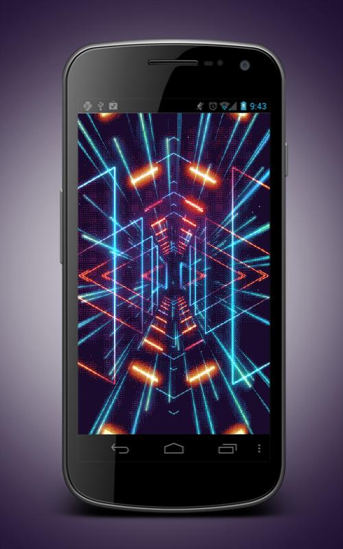 Futuristic Live Wallpaper For Android Apk Download