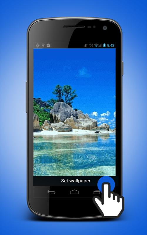 Hawaii Beach Live Wallpaper For Android Apk Download