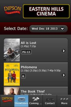 Dipson Theatres apk screenshot
