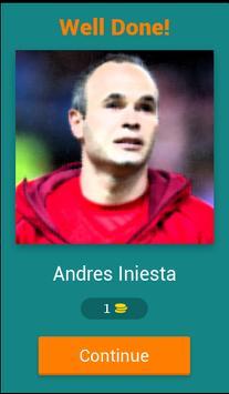 Guess The Footballer Quiz 2018 screenshot 1