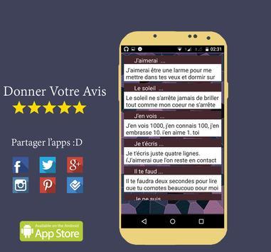 Romantique WhatsApp Status +5k apk screenshot