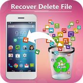 Recover Deleted Photos, Video, Audio, Document icon