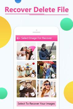 Recover Deleted Photos, Video, Audio, Document screenshot 1
