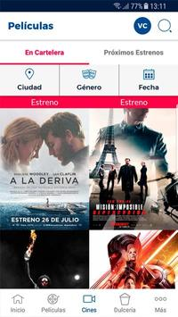 Cineplanet Chile poster