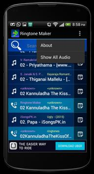 Ringtone Maker apk screenshot