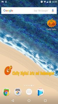 Summer Beach Live Wallpaper apk screenshot