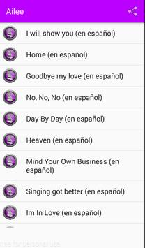 Ailee New Musica screenshot 1