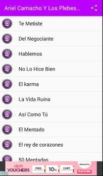 Ariel Camacho Y Los Plebes screenshot 1