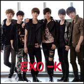 Exo - K y Letra Musica icon