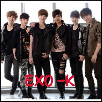 Exo - K y Letra Musica poster