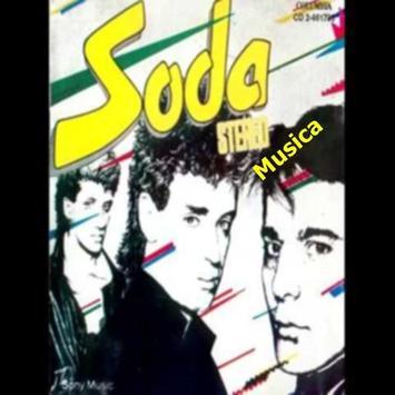 Soda Stereo New Musica poster