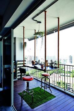 IDE : Balkon Cantik poster