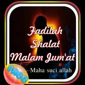 Fadilah Shalat Malam Jum'at icon