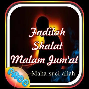 Fadilah Shalat Malam Jum'at poster