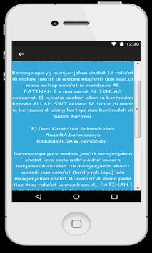 Fadilah Shalat Malam Jum'at screenshot 2
