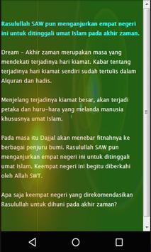 Hadits Akhir Zaman screenshot 4