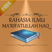 RAHASIA ILMU MA'RIFATULLAH HAQ icon