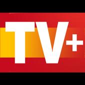 Guía TV+ icono