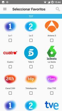Guía TV+ captura de pantalla 4