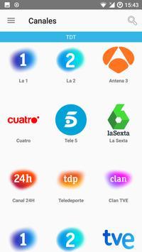 Guía TV+ captura de pantalla 1