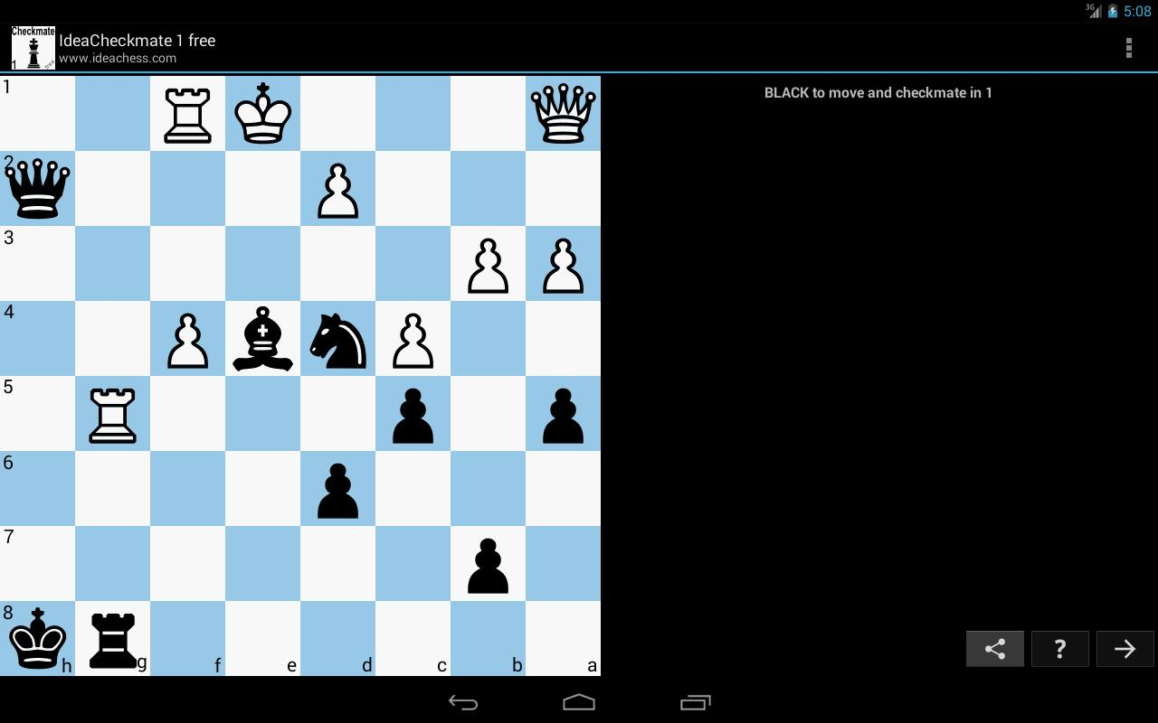 chess 1 ★ top developer (awarded 2013 / 2015) ★ chess free is the best free chess game on android and is currently the highest ranked (at time of writing) from the 120+ free chess programs listedits first class tutor makes it great for both developing chess strategy and improving your chess skills.