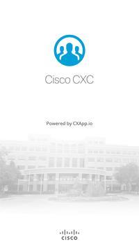 Cisco Customer Experience Center poster