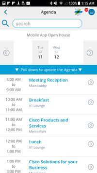Cisco Customer Experience Center apk screenshot